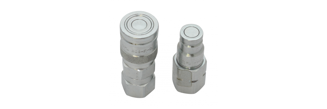 Flat Faced Couplings