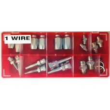 REUSABLE KITS 1 OR 2 WIRE