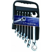 SPERO  Ratchet spanners reversible set