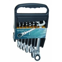 SPERO flexible ratchet spanner set